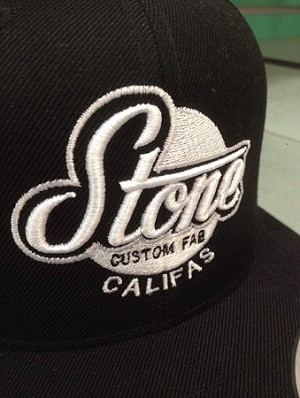 Original logo snap back hat